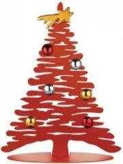Alessi Kerstboom Bark Rood BM06/30R Door Michael Boucquillon & Donia Maaoui