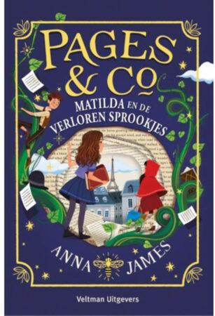 Afbeelding van Ons Magazijn Pages & Co - Pages & Co: Matilda en de verloren sprookjes