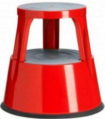 Opstapkruk TWINCO Steel (Rood)