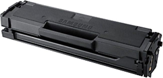 Afbeelding van Zwarte SAMSUNG MLT-D101S tonercartridge zwart standard capacity 1.500 pagina s 1-pack