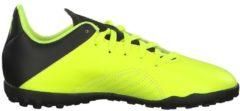 Fußballschuhe X TANGO 18.4 TF J mit Multinocken-Außensohle DB2434 adidas performance SYELLO/CBLACK/SYELLO
