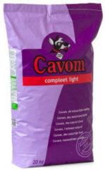 Cavom Compleet Light Rund&Schaap - Hondenvoer - 20 kg - Hondenvoer