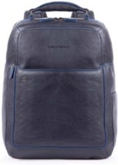 Blauwe Piquadro Computer backpack