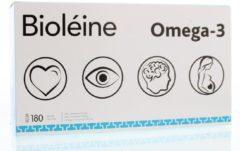 Trenker Bioleine Omega 3 Capsules 180st
