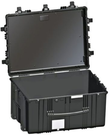 Afbeelding van Oranje Explorer Cases Explorercases 7745 Koffer Zwart leeg. 836x641x489