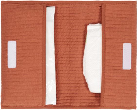 Afbeelding van Oranje Little Dutch Luieretui - Pure Rust