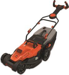 Oranje Black & Decker Easysteer BEMW481ES-QS Elektrische Grasmaaier