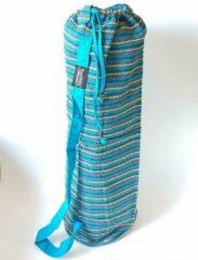 Yoga Styles YogaStyles Yogatas XL voor yogamat - Blauwe / Turquoise Yogamattas