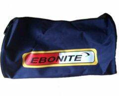 Donkerblauwe Ebonite Bowlingtas Double 'Duffel'