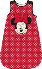 Disney Minnie Mouse babyslaapzak - rood - 70 cm (0-6 maanden)
