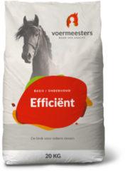 Voermeesters Efficient - Paardenvoer - 20 kg