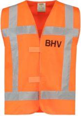 Tricorp Veiligheidsvest RWS BHV - Workwear - 453006 - Fluor Oranje - maat 4XL