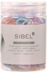 Sibel - Elastic - Bands - Pastel - 20mm - 500 Stuks