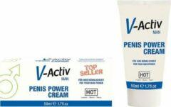 HOT (all) HOT V-Activ penis power cream for men - 50 ml - Lotions