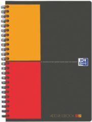 Elba OXFORD International Adressbook A5, tweekleurig gelijnd (verpakking 5 (100103165)