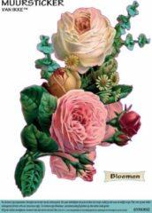 VAN IKKE Muursticker Bloemen