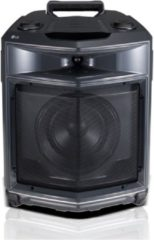Zwarte LG FJ3 party speaker - bluetooth - spatwaterdicht - accu