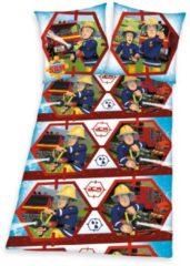 Bettwäsche 2tlg. 'Feuerwehrman Sam' Herding bunt