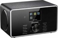 Zwarte Grundig DTR 4500 BT DAB BLACK cd-speler
