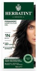 Herbatint haarkleuring - 01n zwart
