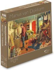 Art Revisited V.O.F Puzzel Mannenhuishouding - Marius van Dokkum (1.000 stukjes)