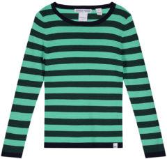 Donkergroene NIK & NIK NIK & NIK Shirt Jolie Top G 7-417 1802