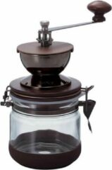 Kavamalė Grinder for coffee HARIO Canister CMHN-4 (grinding, ruda color)