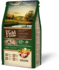 Sam's Field Junior Large Kip&Aardappel - Hondenvoer - 2.5 kg - Hondenvoer