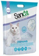 Sanicat Diamonds Silicagel 7,5 liter