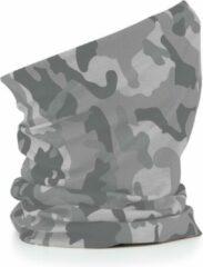 Beechfield Morf Arcitic Camo (bandana,faseshield)