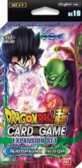 Dragon Ball Z Dragon Ball Super - Namekian Surge Expansion Set BE10 - 3 Booster Packs - 13 Promo kaarten - SCG - TCG - Card Game