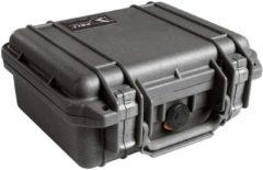 PELI Outdoor-koffer 1200 5 l (b x h x d) 270 x 124 x 246 mm Zwart 1200-000-110E