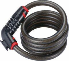 BBB cycling Bbb Fietsslot CodeLock BBL-45 zwart Maat 15 mm x 1800 mm