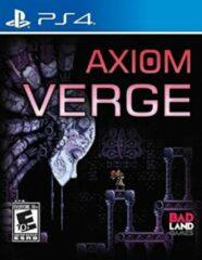 Badland indie Axiom Verge: Multiverse Edition (#) /PS4