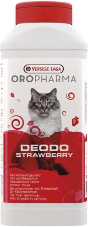 Afbeelding van Versele-Laga Oropharma Deodo Geurverdrijver - Kattenbakreinigingsmiddelen - 750 g Aarbeiengeur