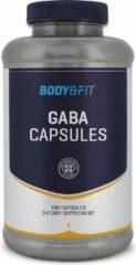 Body & Fit GABA Capsules - Met vitamine B6 - 180 capsules