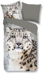 Bettwäsche Snow Leopard Good Morning bunt