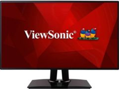 Viewsonic VP2768 LCD-monitor 68.6 cm (27 inch) Energielabel A (A+++ - D) 2560 x 1440 pix WQHD 5 ms DisplayPort, Mini DisplayPort, HDMI, Audio, stereo (3.5 mm