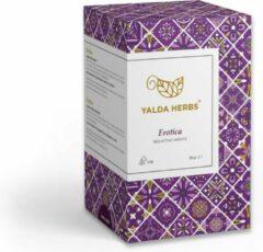 Yalda Herbs Kruidenthee Yalda Herbs - Erotica Thee - VOOR ZWOELE NACHTEN 18 Pyramid theezakjes