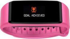 MYKRONOZ ZeFit2 Pulse Activity Tracker pink-silber