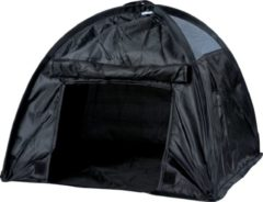 Pet Pop-up dierentent - Tent - Pop-up Tent - Hond - Kat - Huisdier - Zwart