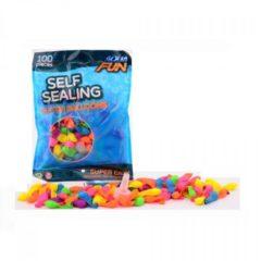 Basic Aqua Fun Zelf-Afsluitbare Waterballon 100 Stuks