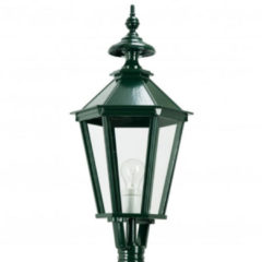 KS Verlichting Nostalgische zeskantige lantaarn lamp Bergharen K7 KS 1506