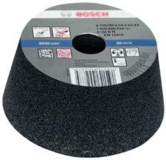 Bosch Topfschleifscheibe, konisch - Stein/Zement K24 für Winkelschleifer 1608600239