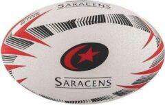 Gilbert Rugbybal Supporter Saracens maat 5