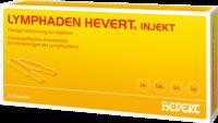 LYMPHADEN HEVERT injekt Ampullen 10 St