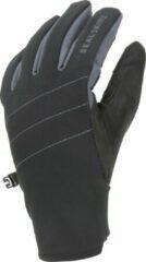 Grijze Sealskinz Waterproof All Weather Glove with Fusion Control� Fietshandschoenen Unisex - Maat L