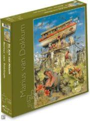 Art Revisited Marius van Dokkum Puzzel - De Ark van Noach - 1000st.