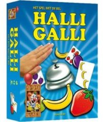 999 Games Spel Halli Galli K5 (6010802)