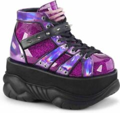 Demonia Sneakers -41 Shoes- NEPTUNE-100 US 9 Paars